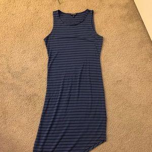 EXPRESS asymmetrical dress